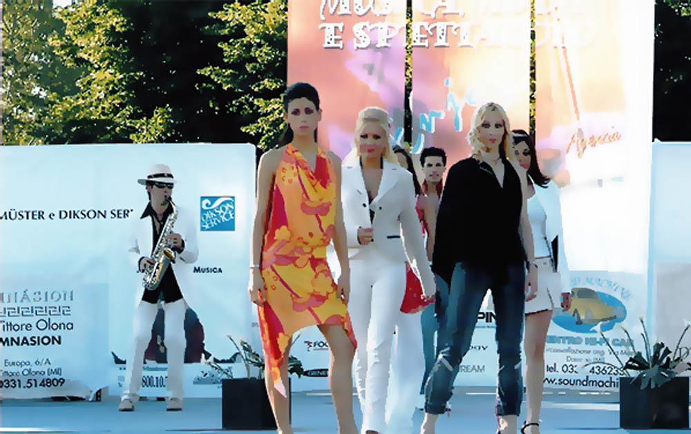 Armani Parade, Italy 1999