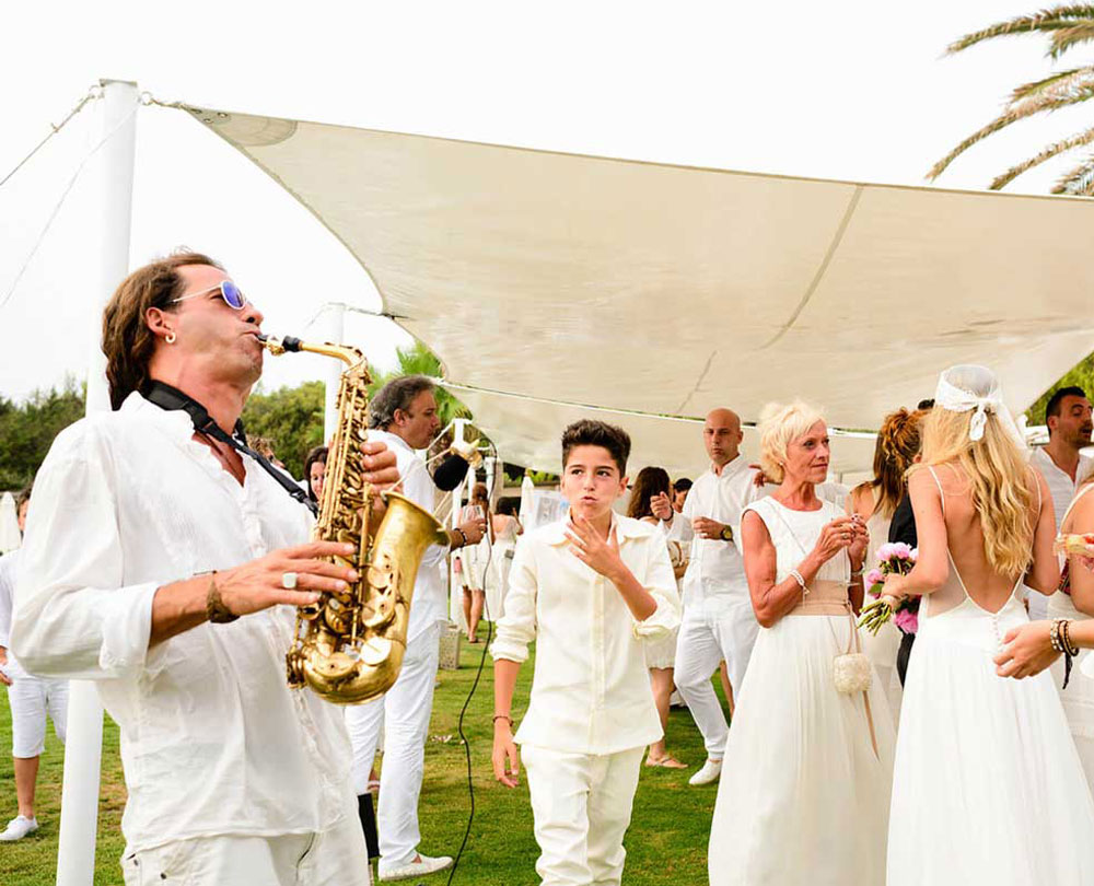 SAX IBIZA WEDDINGS